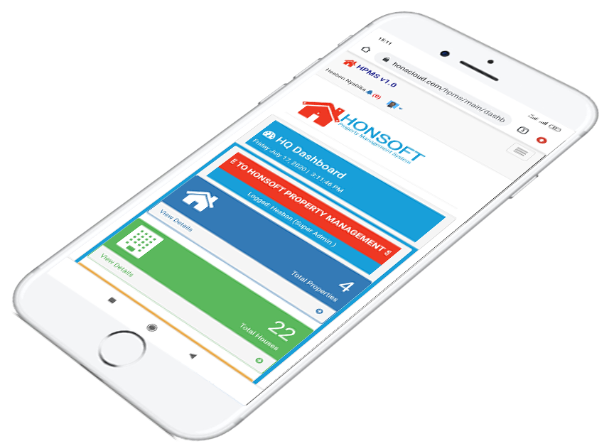 Honsoft Property Management System